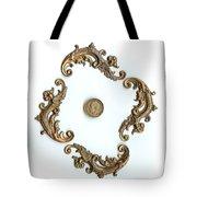 British Shilling Original Color  Tote Bag by Joseph Baril