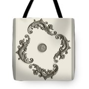 British Shilling Wall Art Tote Bag by Joseph Baril