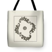 British Shilling Wall Art Tote Bag