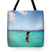 British Virgin Islands, Caribbean Tote Bag