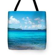 British Virgin Islands, St. John, Sir Tote Bag