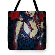 Britney Pop Art Tote Bag