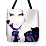 Britney Spears Tote Bag