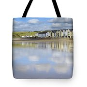 Broad Haven Clouds Tote Bag