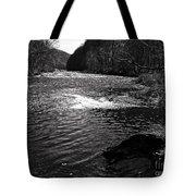 Broad River 5 Tote Bag