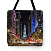 Broad Street South Tote Bag