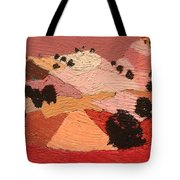 Broad View Tote Bag