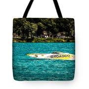 Broadco Property Tote Bag