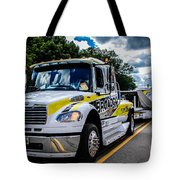 Broadco Semi Tote Bag