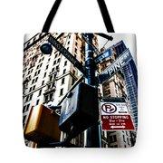 Broadway And Pine Tote Bag