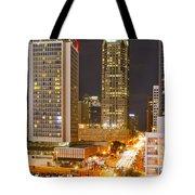 Broadway St Louis Tote Bag