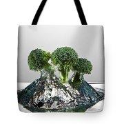 Broccoli Freshsplash Tote Bag