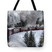 Brockenbahn Tote Bag