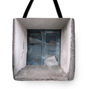 Broken Antique Window Tote Bag