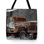 Broken Hill 12 Tote Bag