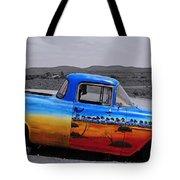 Broken Hill 9 Tote Bag
