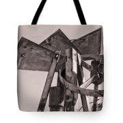 Broken Mill Tote Bag