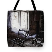 Broken Past Tote Bag