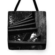 Broken Stairs Tote Bag