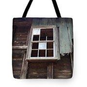 Broken Window Tote Bag