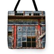 Broken Windows Tote Bag
