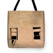 Broken Windows Tote Bag