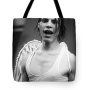 Broken Winged Angel Tote Bag