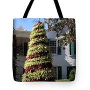 Bromelia Christmas Tree Tote Bag