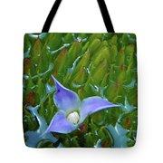 Bromeliad Pond Tote Bag