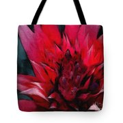 Bromeliad Splendor Tote Bag