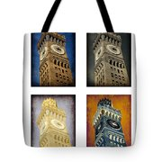 Bromo Seltzer Tower Quad Tote Bag