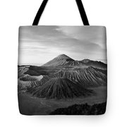 Bromo Valley Java Indonesia Tote Bag