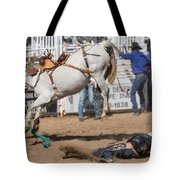 Bronco Bucks Cowboy Tote Bag