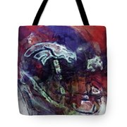 Broncos Art  Tote Bag