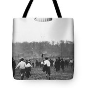 Bronx Parachute Leap Tote Bag