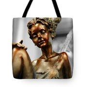 Bronze Beauty Tote Bag