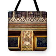 Bronze Crowns Tote Bag