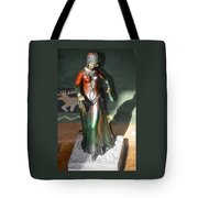 Bronze Dancer Tote Bag