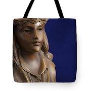 Bronze Lady Tote Bag