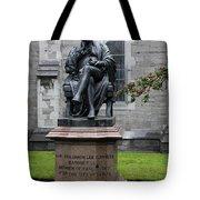 Bronze Statue Of Sir Benjamin Lee Guinness  Tote Bag