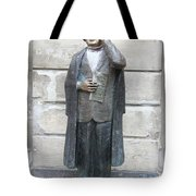 Bronze Statue Stockholm - Evert Taube Tote Bag