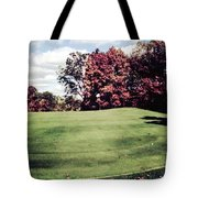 Brookhill Golf Course Tote Bag