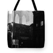 Brooklyn Bridge 1970 Tote Bag