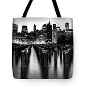 Brooklyn Bridge Park Tote Bag