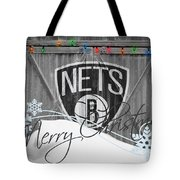 Brooklyn Nets Tote Bag