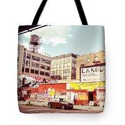 Brooklyn - New York City - Williamsburg Tote Bag