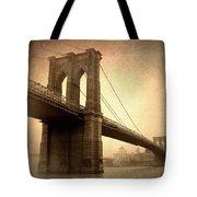 Brooklyn Nostalgia II Tote Bag