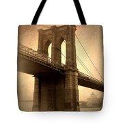Brooklyn Nostalgia Tote Bag
