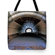 Brooklyn Prospect Park Tunnel Tote Bag