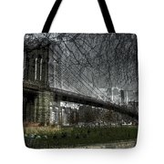 Brooklyn Shakes Tote Bag